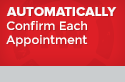 Automatic Appointment Confirmations