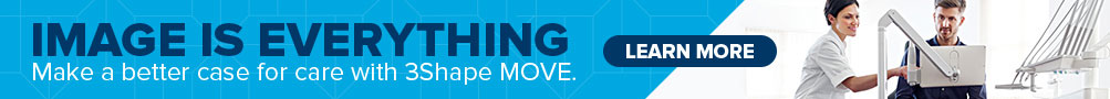 Image is everything, make a better case for care with 3Shape MOVE.  Click to learn more.