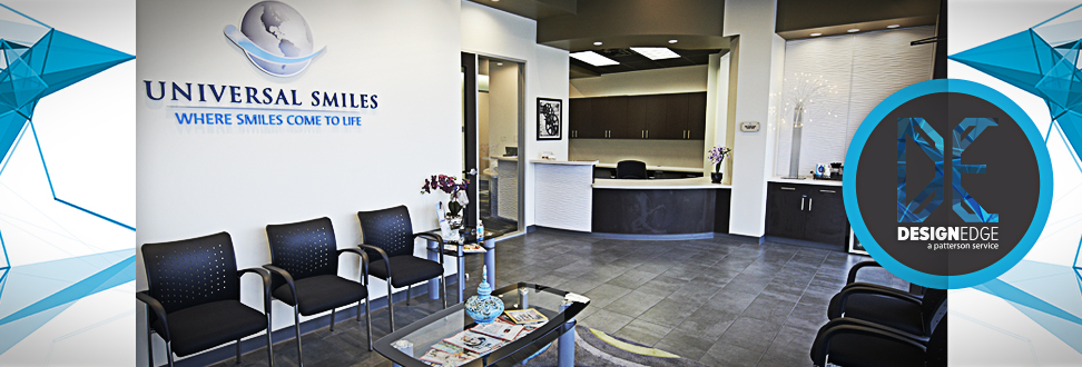 Office design patterson dental for Office design services