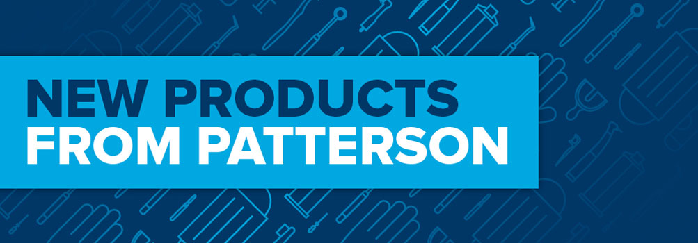 New Products From Patterson