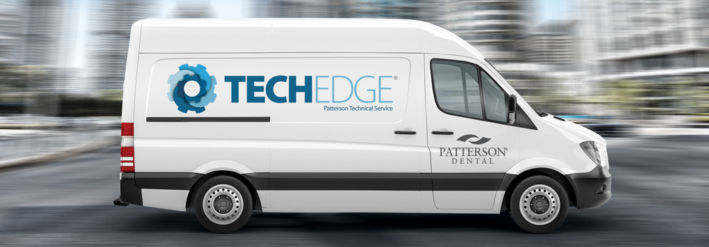 Patterson Dental Repair and Support Van