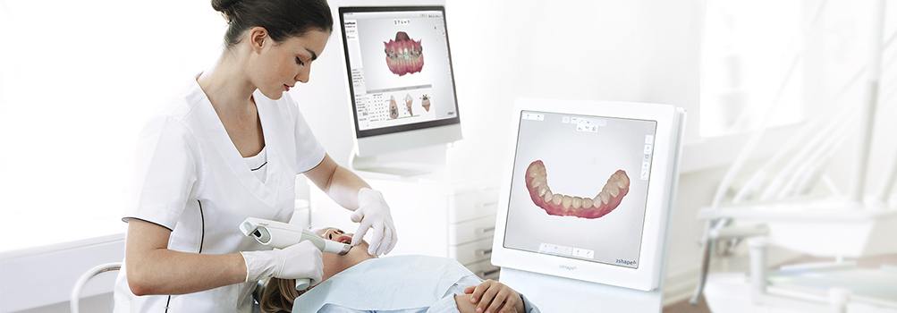 CADCAM dental software