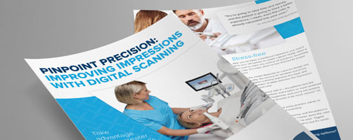 Pinpoint Precision: Improving Impressions with Digital Scanning