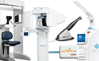 Financing equipment and technology at Patterson Dental