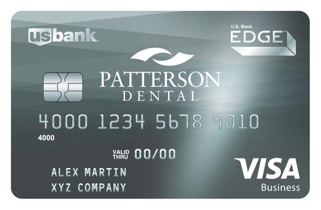Patterson Dental Credit Card