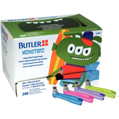 Butler Monsterz Disposable Prophy Angles