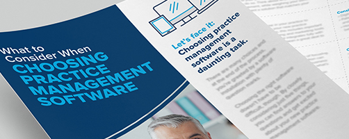 What to consider when choosing dental practice management software