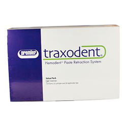 Premier - Traxodent Hemodent Paste Retraction System