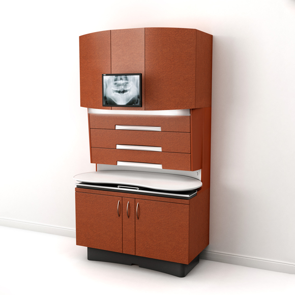 Optiline Dental Cabinets