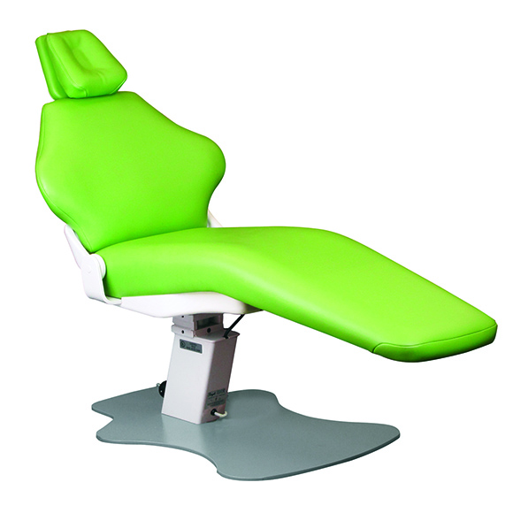 OR3-A Orthodontic Chair in Green