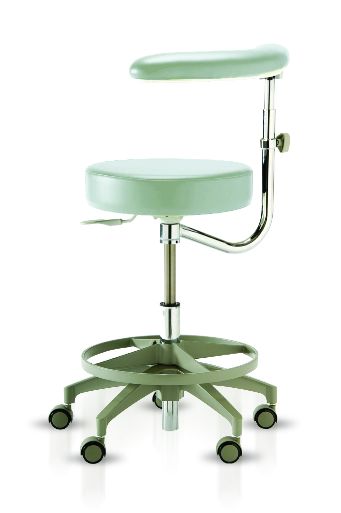 Spirit 2004 Assistant's Dental Stool