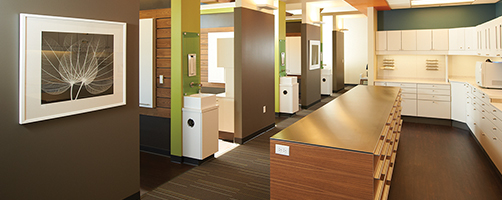 Dental and Orthodontic Office Design | Patterson Dental