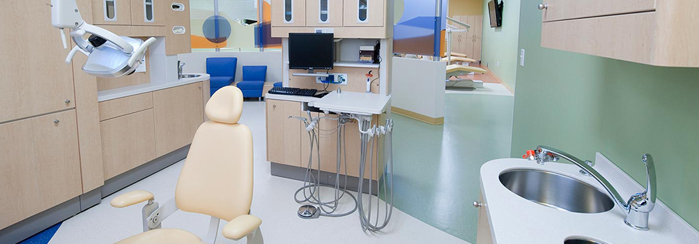 Dental clinic design ideas at patterson
