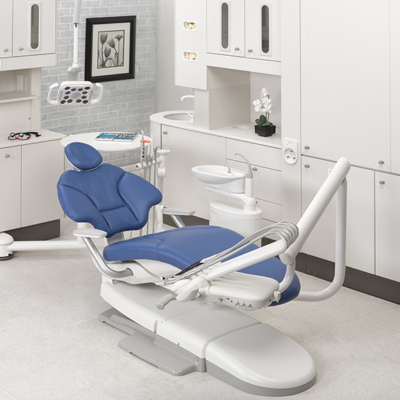 A Dec 411 Dental Chair Patterson Dental