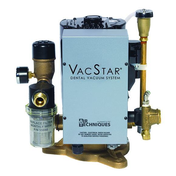 Air Techniques - VacStar 20 wet-dry vac