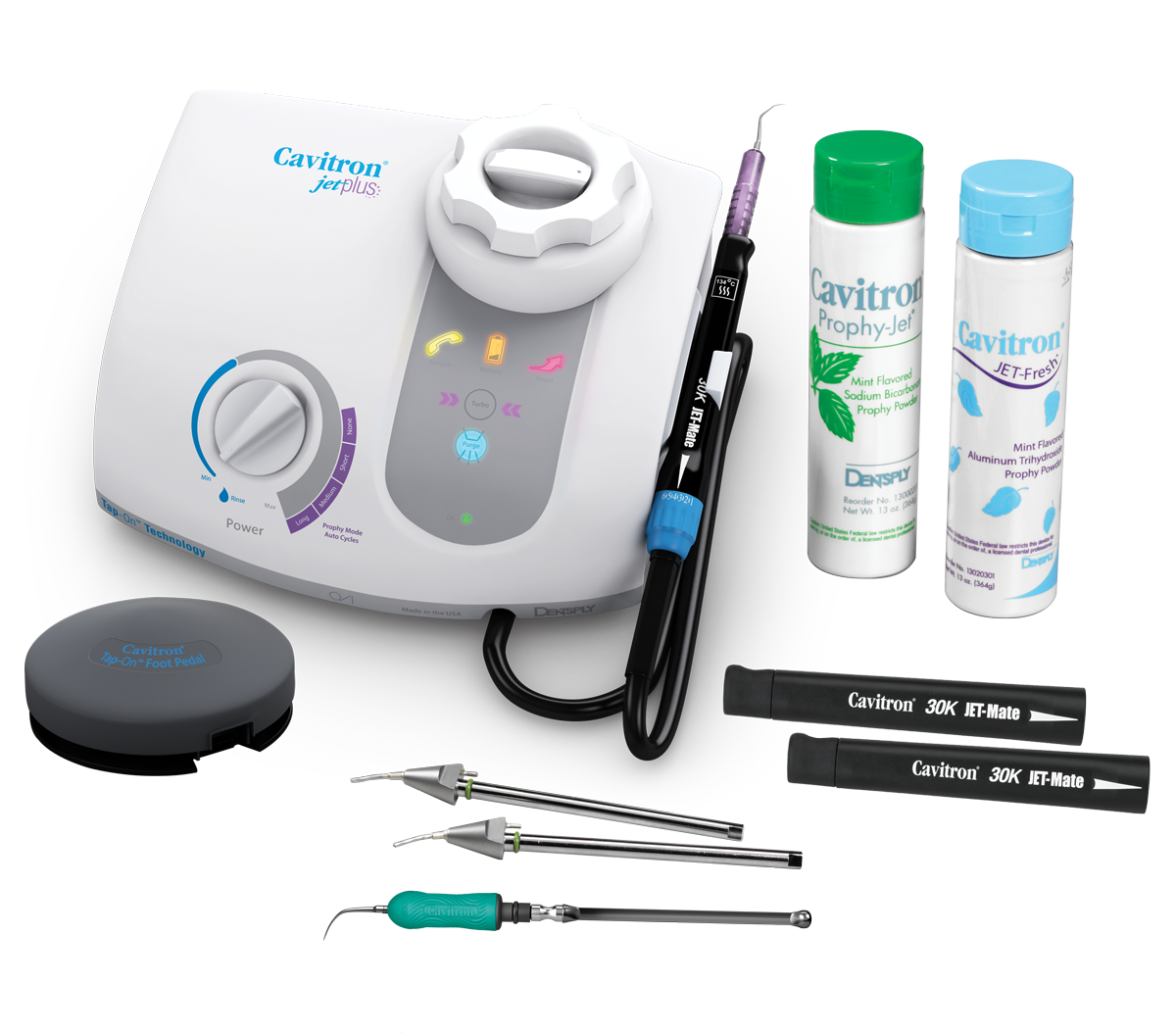 Cavitron JET Plus Ultrasonic Scaler